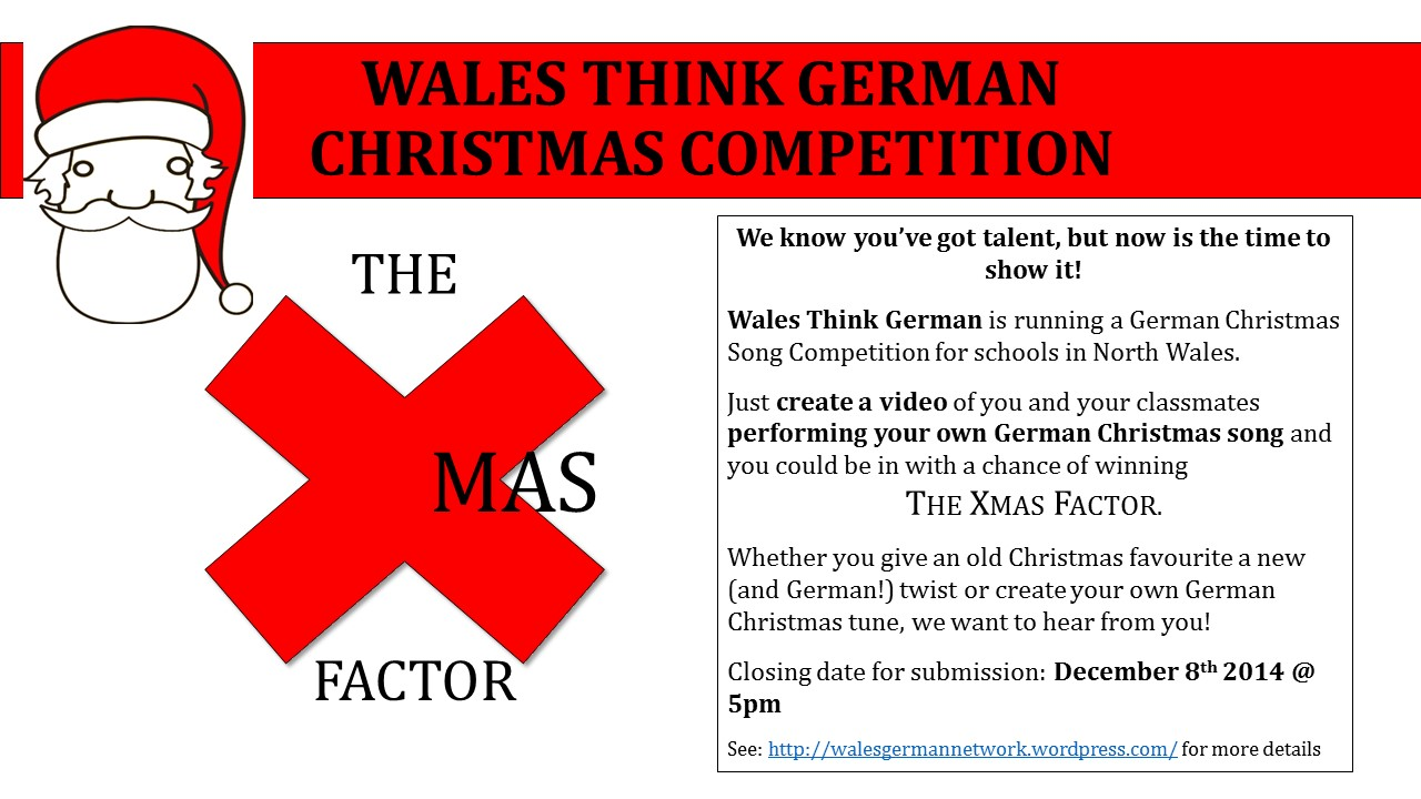 It S Competition Time Wales Think German Network